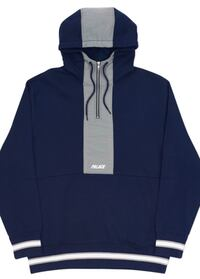 Palace Skateboard - Quicker Shell Hoodie (DS)