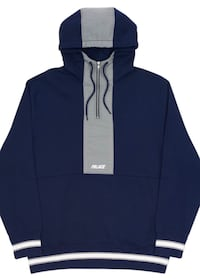 Palace Skateboard - Quicker Shell Hoodie DS Vancouver, V5V 1R5
