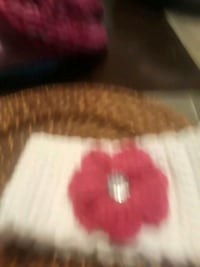 red and white floral textile 36 mi