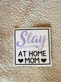 Mom Life Decals & Stickers