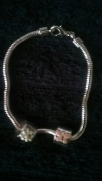 Silver plated girls bracelet  El Cajon