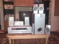 Kenwood Home Stereo System Surround Sound South San Francisco