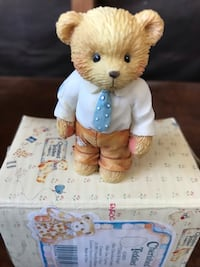 "Cherished Teddies ""Child of Pride Lancaster, 93535"