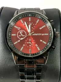 NEW MENS WATCH 262 mi