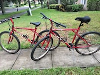 Pair of GT All Terra Outpost Trail Bikes Windermere, 34786