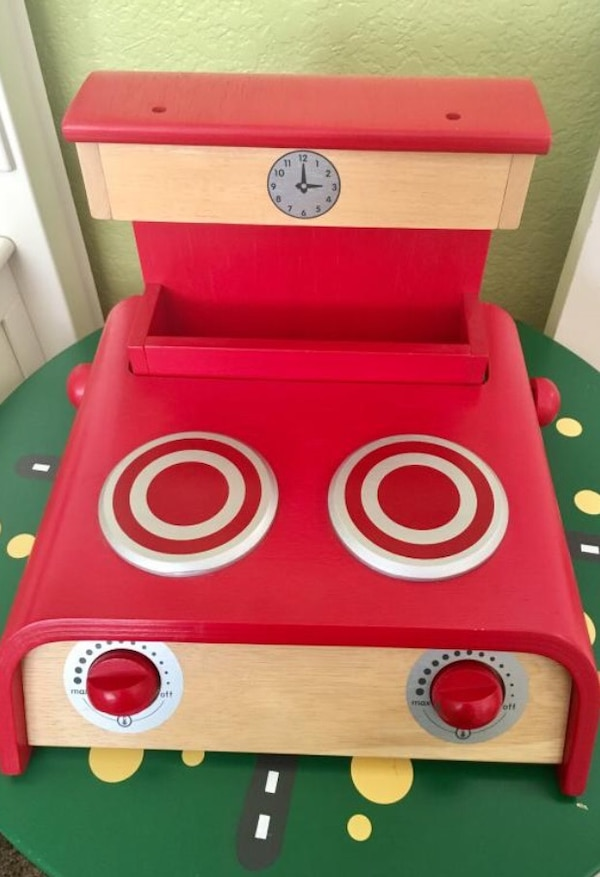Used Pottery Barn Kids Wooden Kichen For Sale In Fairfax
