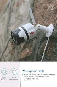 NEW Outdoor Wireless Security Camera Toronto, M6N 4B4