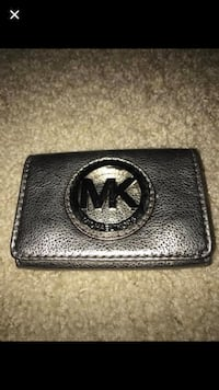 Michael Kors Authentic Metallic Wallet/Card Holder New York, 10312