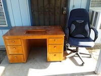Sewing desk and chair Selma, 93662