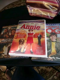 Movies for sale mostly Sci Fi Action and Mysrery. excellent condition. Houston, 77022