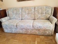 Schlafcouch mit Bettkasten +2 Sessel+Hocker  Ismaning, 85737