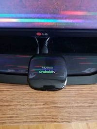 MYGICA ANDROID TV BOX.