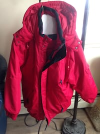 Ladies waterproof jacket size XL Burnaby, V5E