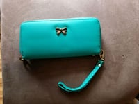 BRAND NEW Turquoise Wristlet Wallet  Falls Church, 22041