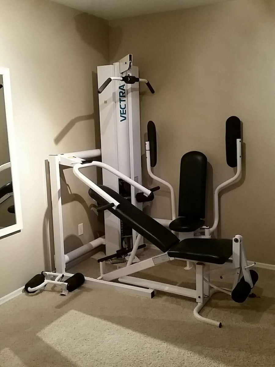 Used vectra c home gym for sale in scottsdale letgo