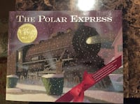 The polar express. (With Keepsake Ornaments & Bonu Quincy, 02169