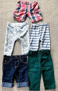Baby Lot (13 pcs) 6-12 month Vancouver