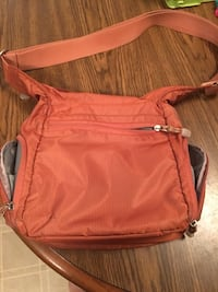 women's orange purse (eBag)  Appleton, 54942