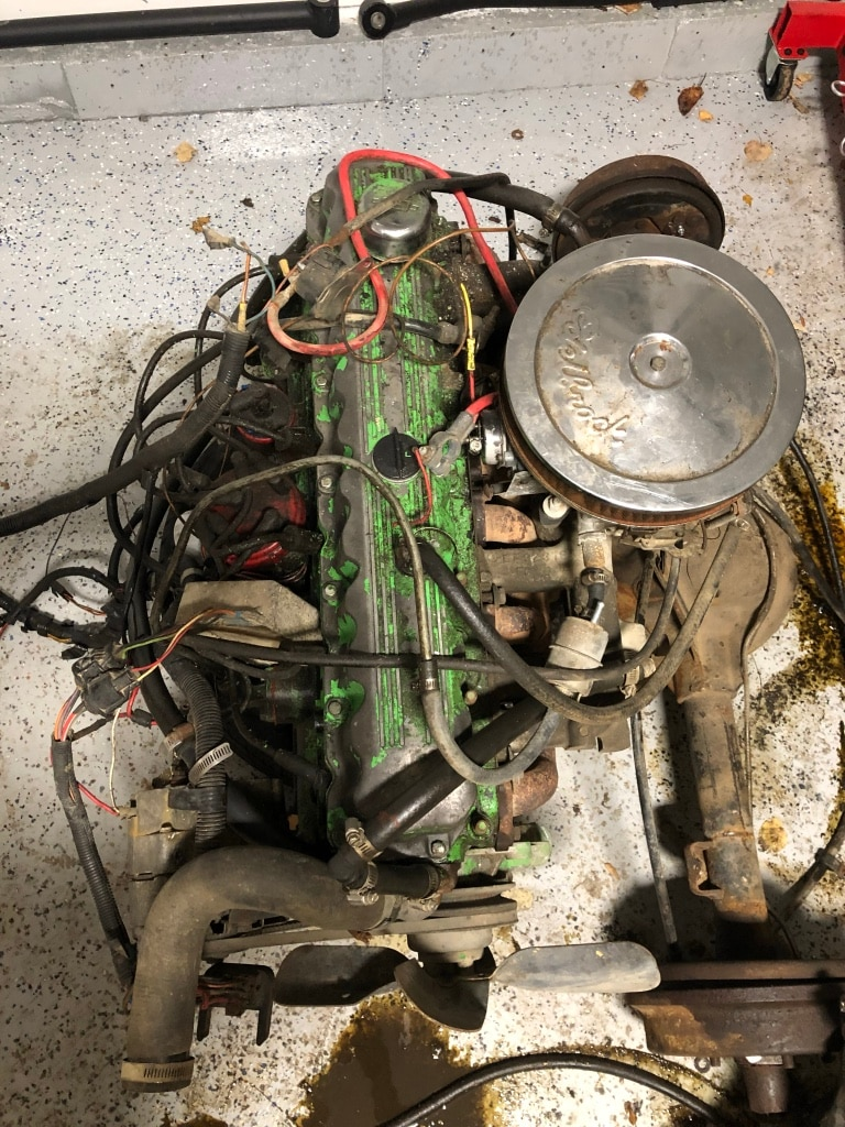 Jeep 42 Engine For Sale - Top Jeep