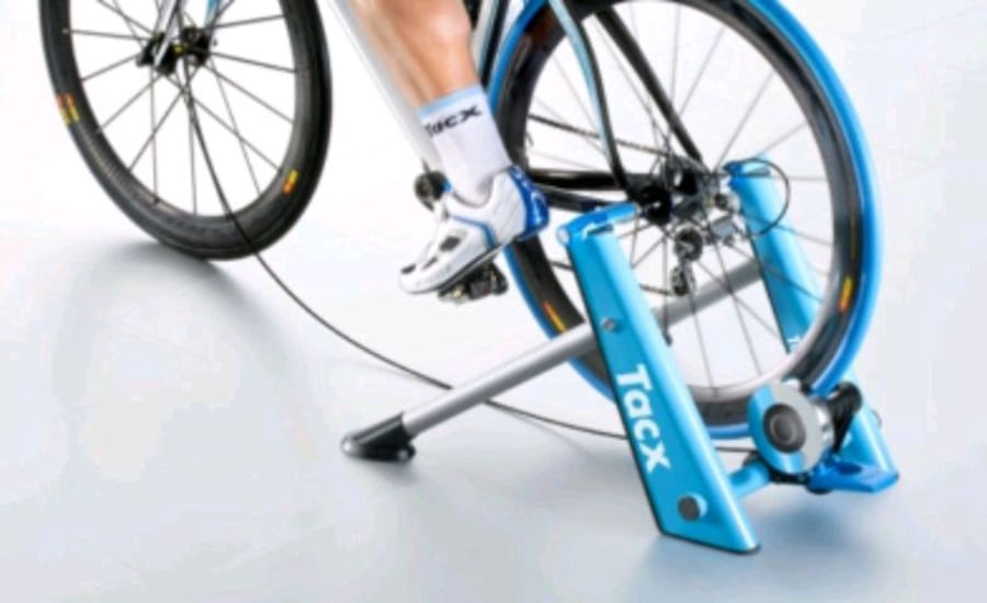 TACX Blue Edition Trainer 0