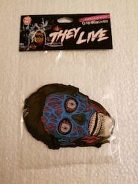 Horror ScareFreshener They Live Movie Bunker Hill, 25413