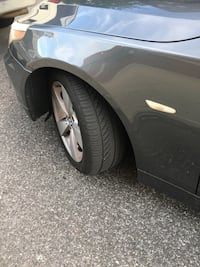 Bmw E60 tires and wheels(rims)