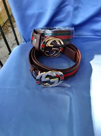 "Gucci belts unisex size 33 36"" Houston, 77057"