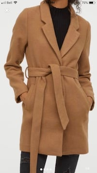 Peacoat - NEVER WORN WITH TAGS - Size 4 - H&M Mississauga