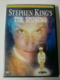 Stephen King's The Shining dvd Baltimore