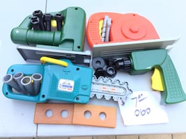 Toy tools set