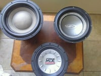 3 competition subwoofers