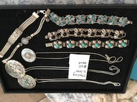 Sterling silver sale $35 each (some sold) Glen Burnie, 21061