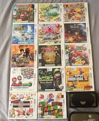 3Ds Games for sale  Toronto, M9R 3L5