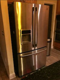 stainless steel french door refrigerator Alexandria, 22315