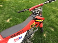 Great bike , new shifter, carb cleaned, asking $1500 Barrie, L4N 8V8