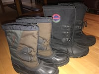 Winter boots new size 8 men & women size 8 Laval, H7E