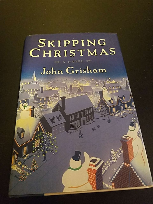 Skipping Christmas.Used Book Skipping Christmas By John Grisham For Sale In