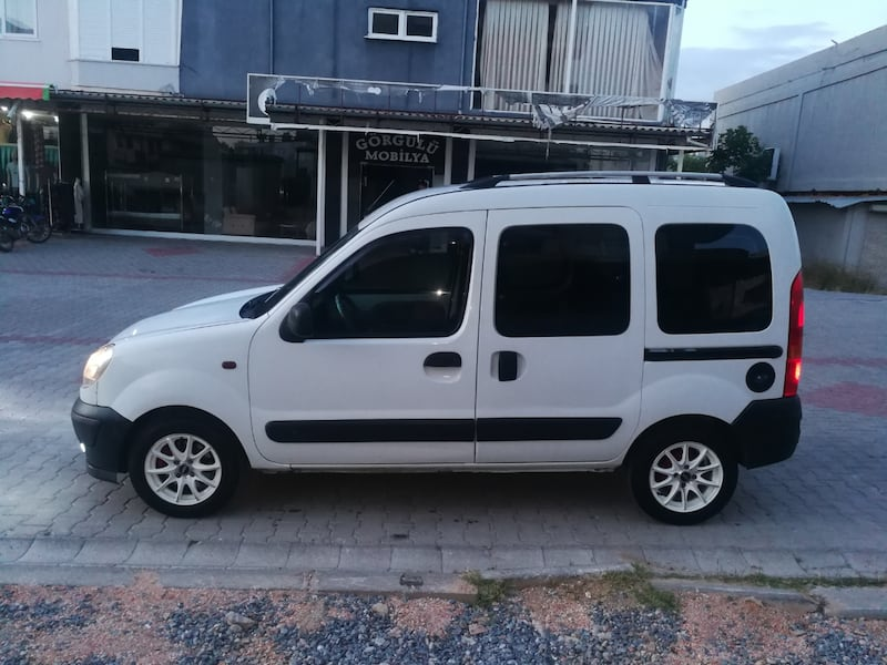 2007 Renault Kangoo AUTHENTIQUE 1.5 DCI 65 1707be1c-a3d6-4873-a28f-8d6828931aa1