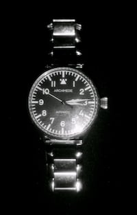 Archimede authentic mens watch  1956 km