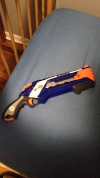 Nerf rough cut gun Livonia, 48152