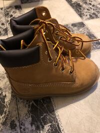 Kids size 8 C timberlands Chicago, 60632