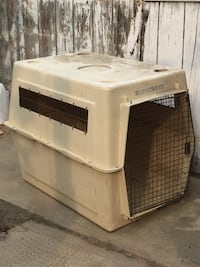 Large Dog Kennel Coaldale, T1M 1M8