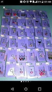 $60 for all: 51 NEW costume jewelry pieces Edmonton, T6X 1J9