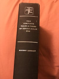 the complete edition of Edgar Allen poe  Annandale, 22003