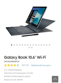 Samsung galaxy book 10.1""