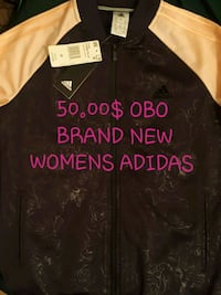 Womens medium adidas Jacket