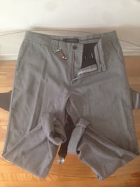 gray and black denim shorts Montréal, H1T 3T2