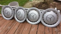 four gray vehicle wheels with tires Oshawa, L1G 6G1
