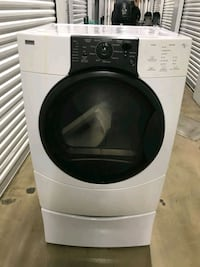 white front load clothes washer Beltsville, 20705