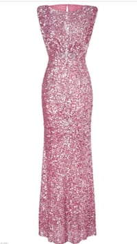 Pink sparkly prom or formal dress Middlesex Centre, N0L 1E0